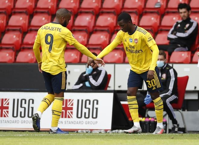 Arsenal vs Sheffield anh 24