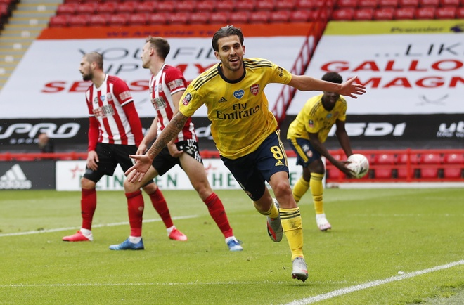 Arsenal vs Sheffield anh 27