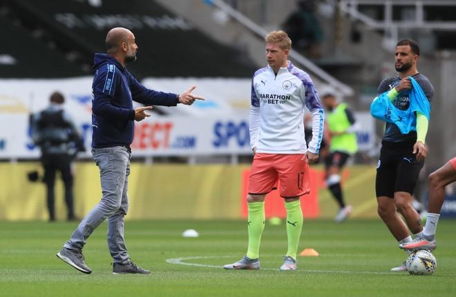 Newcastle vs Man City anh 9