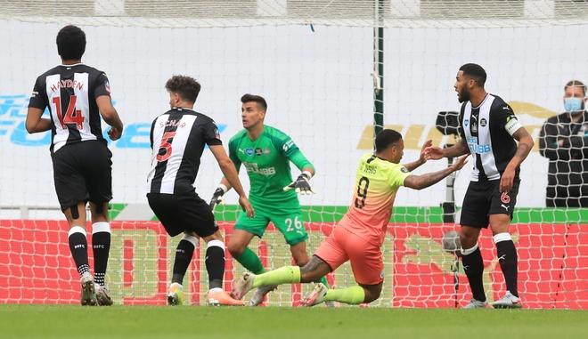 Newcastle vs Man City anh 15