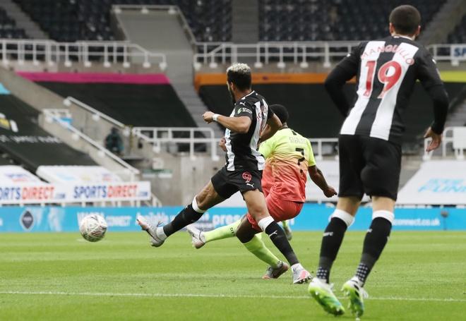 Newcastle vs Man City anh 20