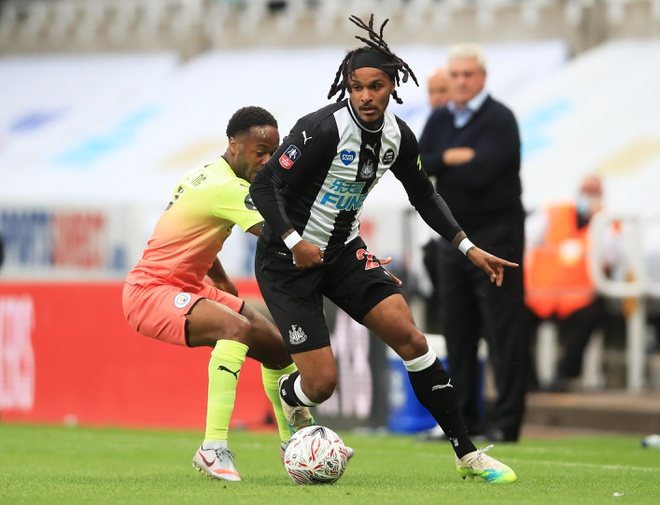 Newcastle vs Man City anh 22