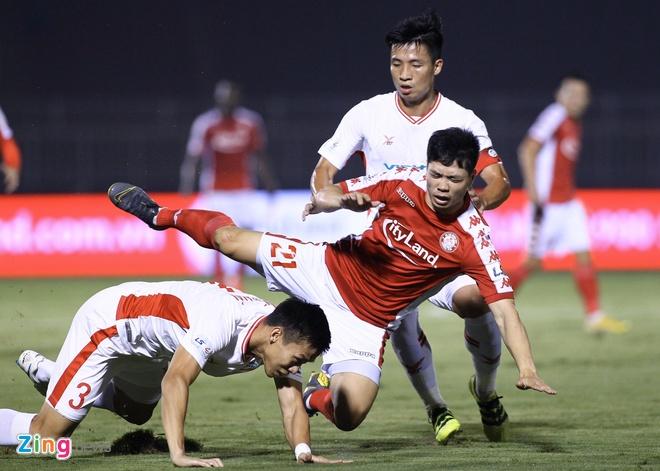 Truc tiep Quang Nam vs Viettel anh 4