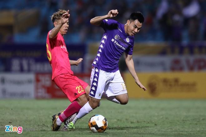 CLB Ha Noi vs CLB Sai Gon anh 13
