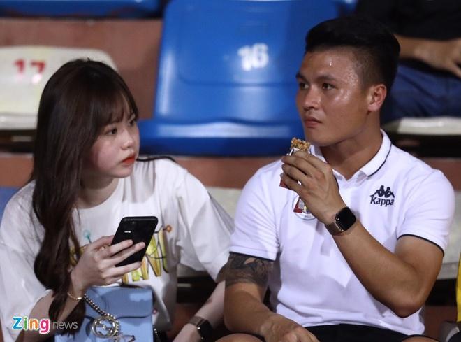 CLB Ha Noi vs CLB Sai Gon anh 9