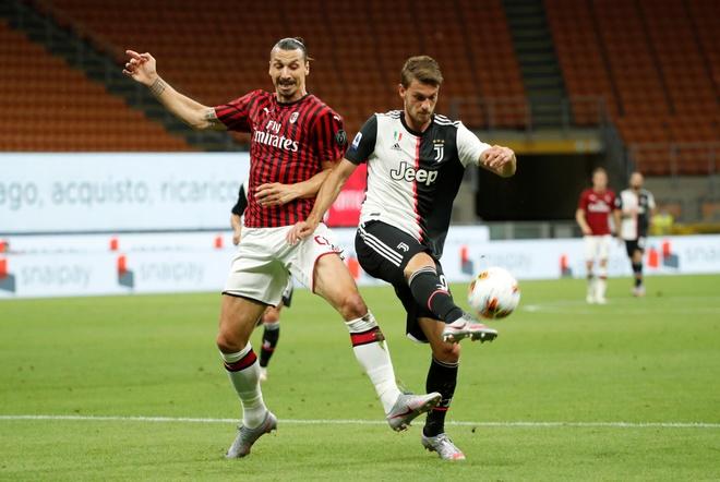 Milan vs Juventus anh 9