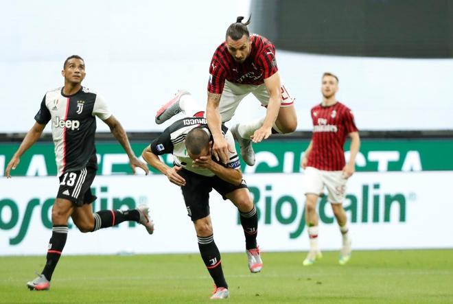 Milan vs Juventus anh 13