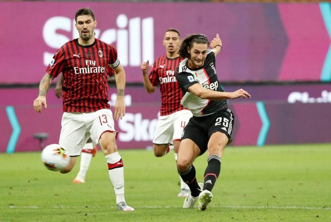 Milan vs Juventus anh 14