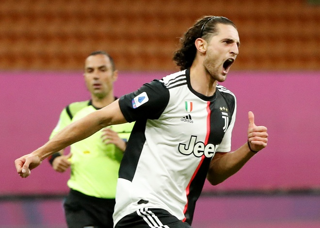 Milan vs Juventus anh 15