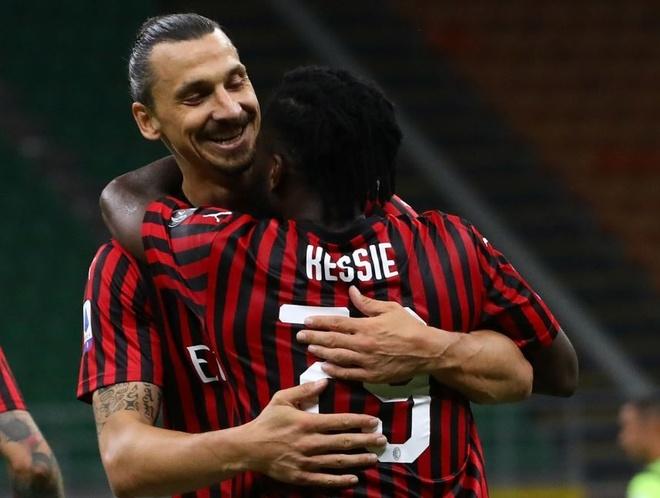Milan vs Juventus anh 2