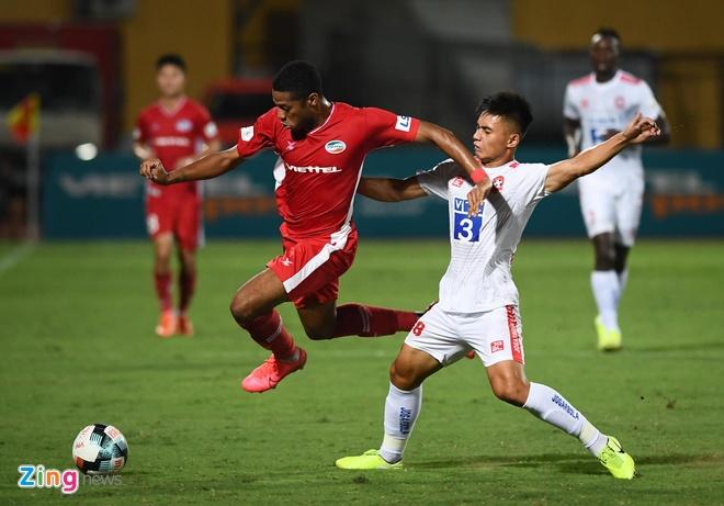 truc tiep CLB Viettel vs Hai Phong anh 4