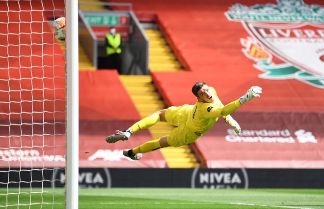 Liverpool gap Burnley anh 15