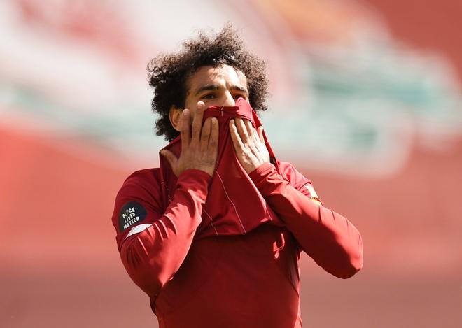 Liverpool gap Burnley anh 13
