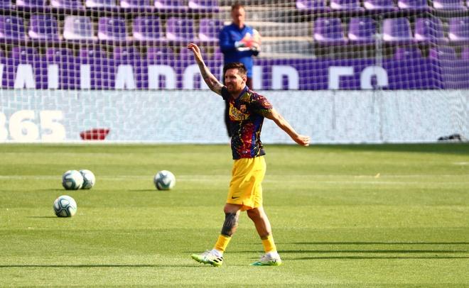 Barca vs Valladolid anh 15