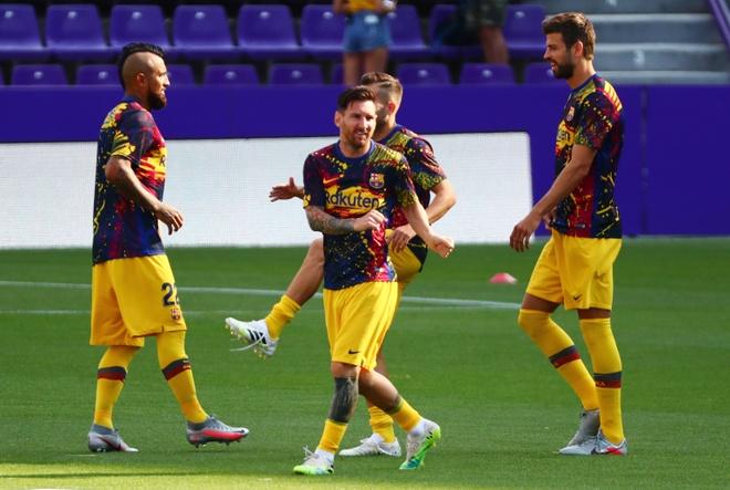 Barca vs Valladolid anh 14