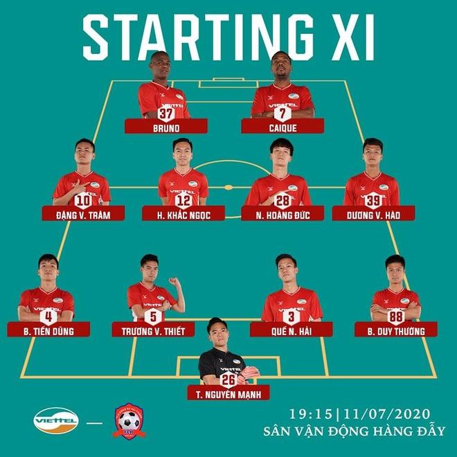 truc tiep CLB Viettel vs Hai Phong anh 14