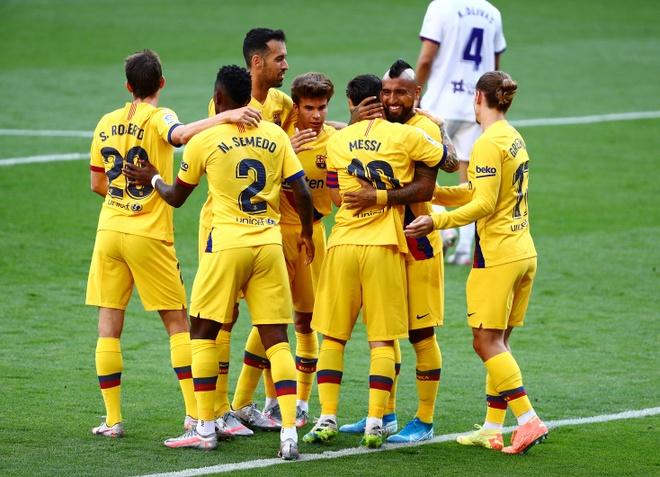 Barca vs Valladolid anh 11
