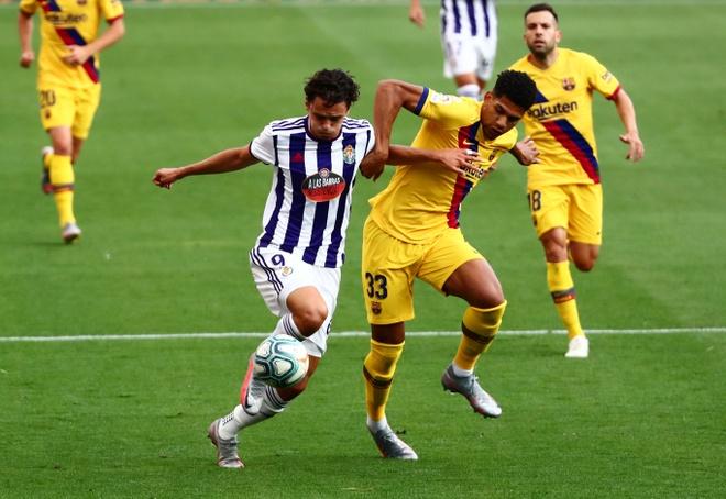 Barca vs Valladolid anh 5