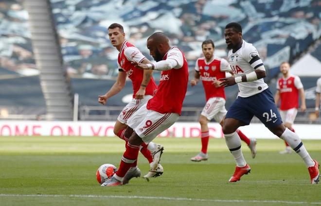 Tottenham gap Arsenal anh 10