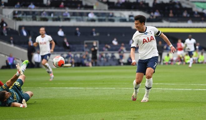 Tottenham gap Arsenal anh 11