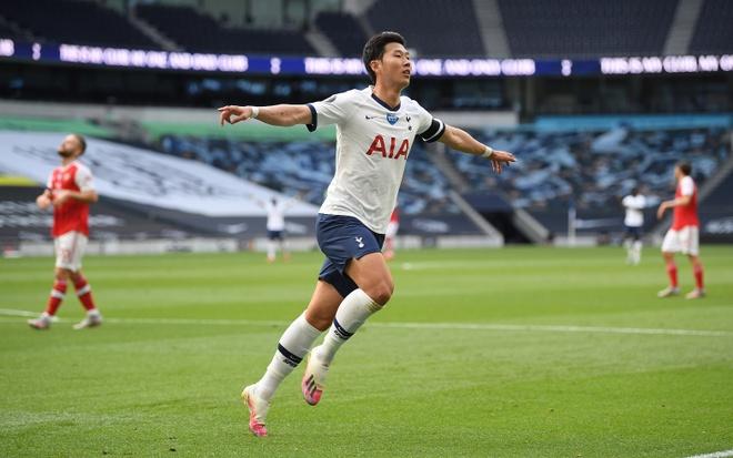 Tottenham gap Arsenal anh 12