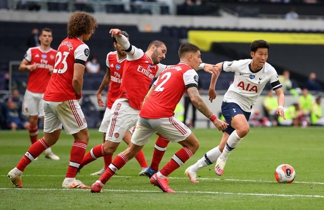 Tottenham gap Arsenal anh 16