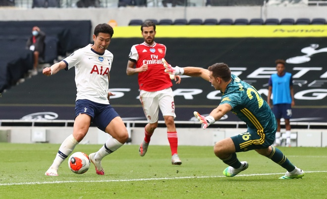 Tottenham gap Arsenal anh 18