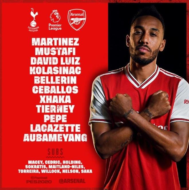 Tottenham gap Arsenal anh 4
