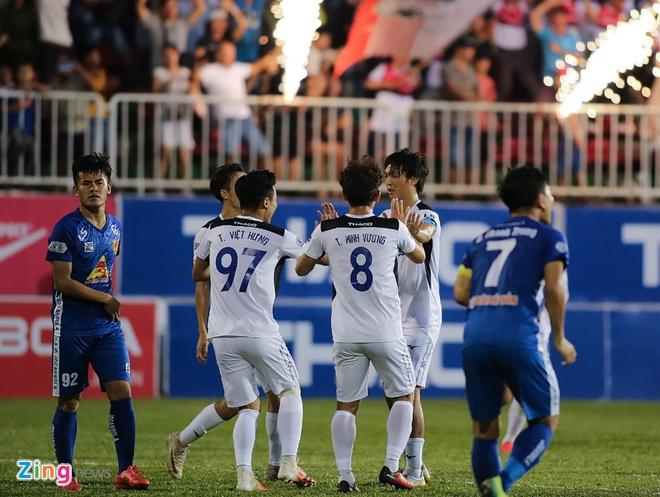 HAGL vs Quang Nam anh 2