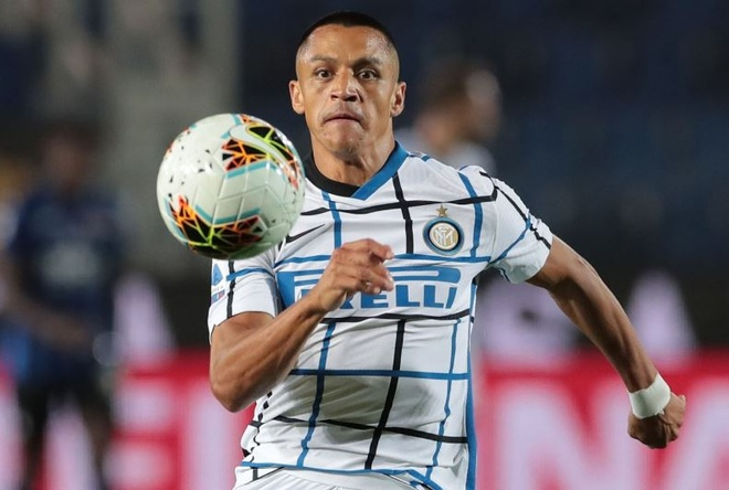 MU ban Sanchez cho Inter anh 1