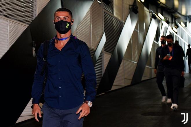 Juventus vs Lyon anh 8