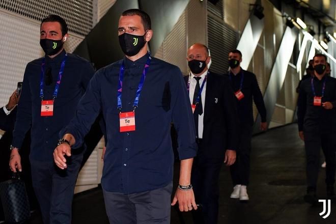 Juventus vs Lyon anh 16