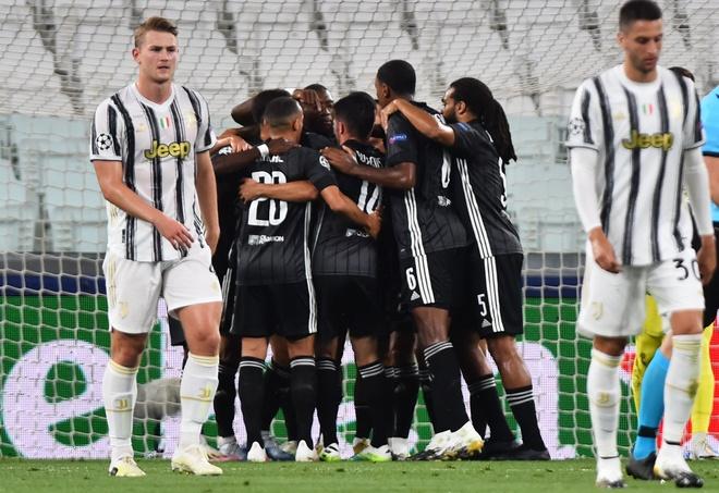 Juventus vs Lyon anh 14