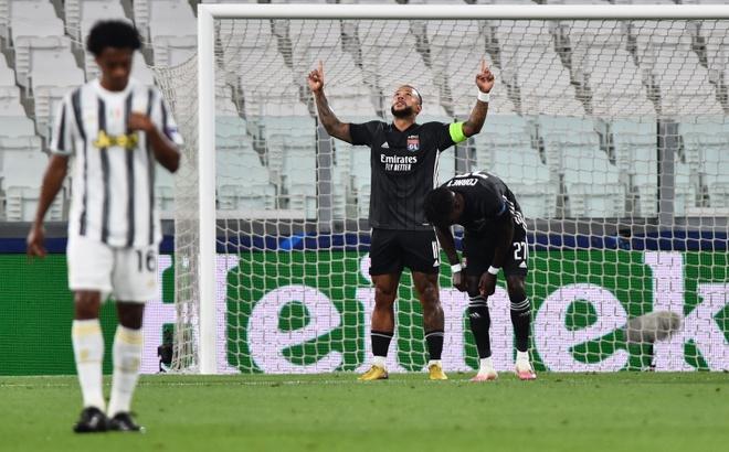 Juventus vs Lyon anh 13