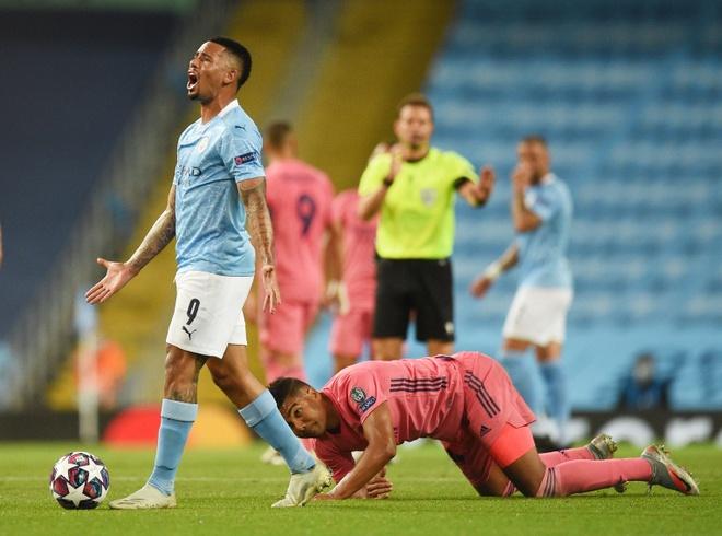 Man City vs Real anh 5