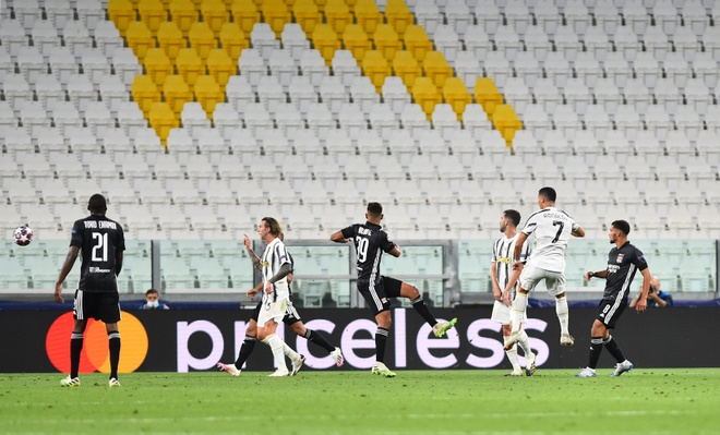Juventus vs Lyon anh 18