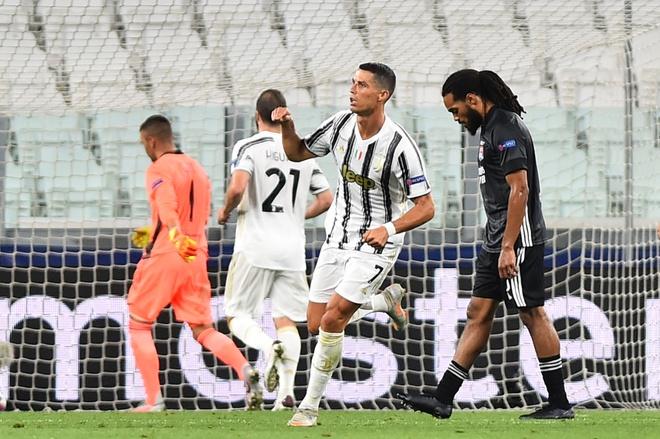 Juventus vs Lyon anh 6