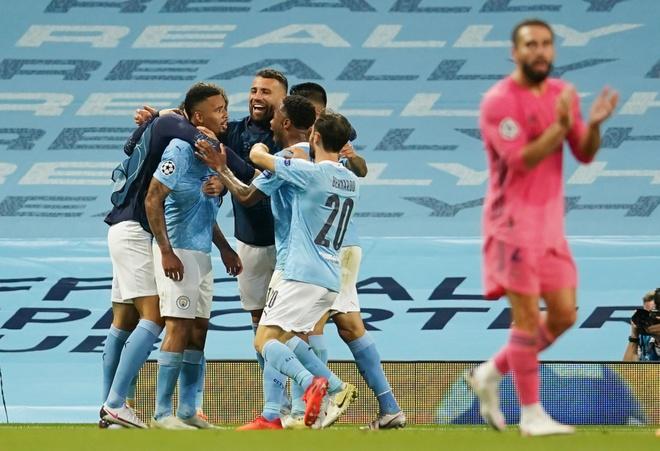 Man City vs Real anh 3
