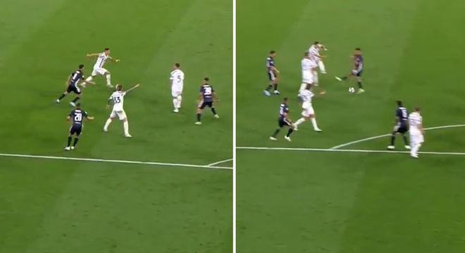 Ronaldo sut xa ghi ban anh 1