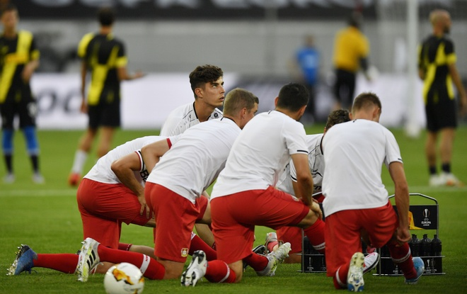 Inter Milan dau voi Bayer Leverkusen anh 20