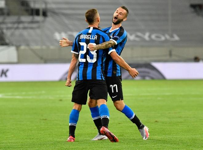 Inter Milan dau voi Bayer Leverkusen anh 14