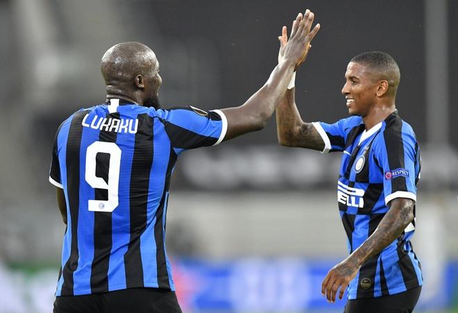 Inter Milan dau voi Bayer Leverkusen anh 8