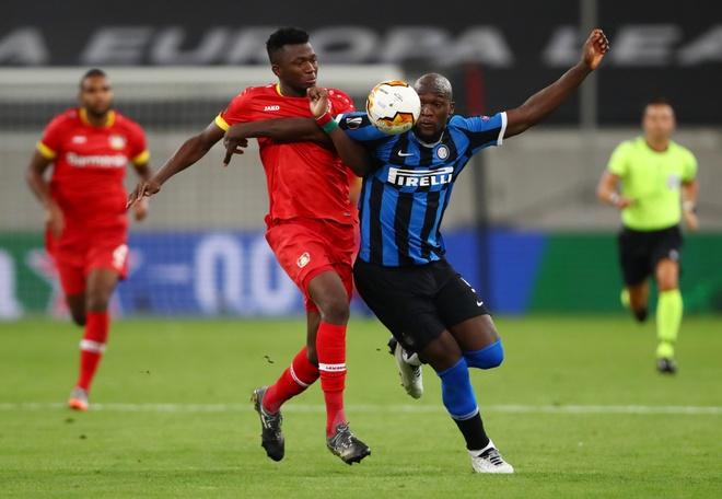 Inter Milan dau voi Bayer Leverkusen anh 7