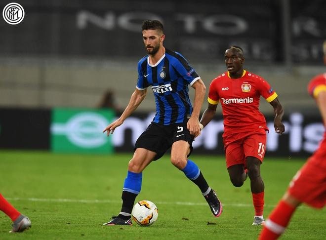 Inter Milan dau voi Bayer Leverkusen anh 6