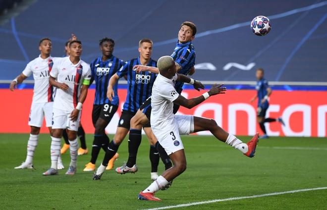 Atalanta gap PSG anh 1