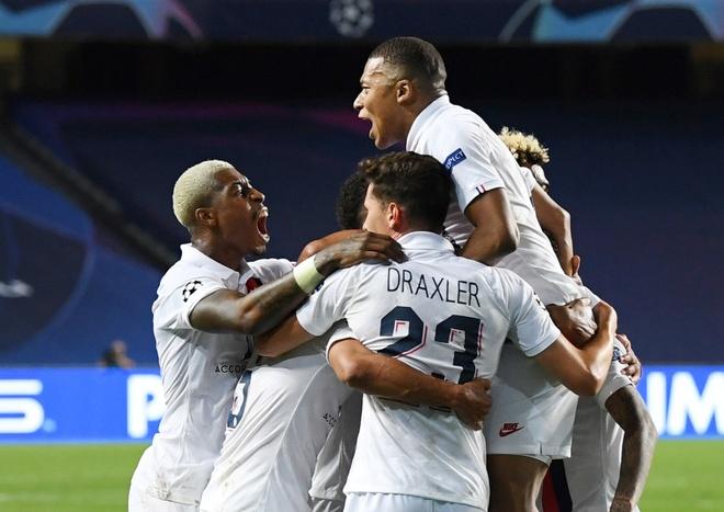 Atalanta gap PSG anh 3