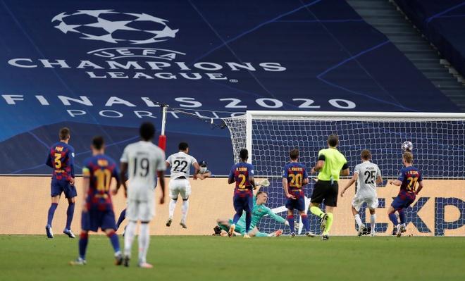 Barca dau Bayern anh 16