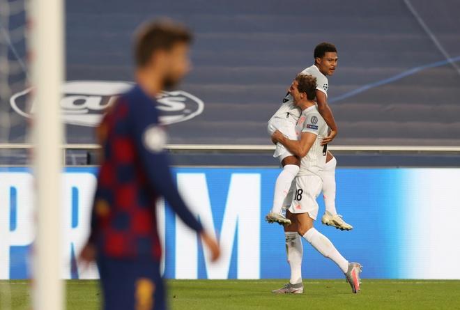 Barca dau Bayern anh 15