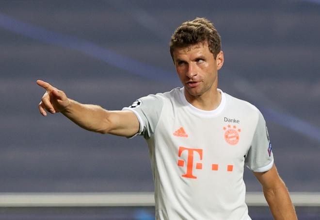 Barca dau Bayern anh 13