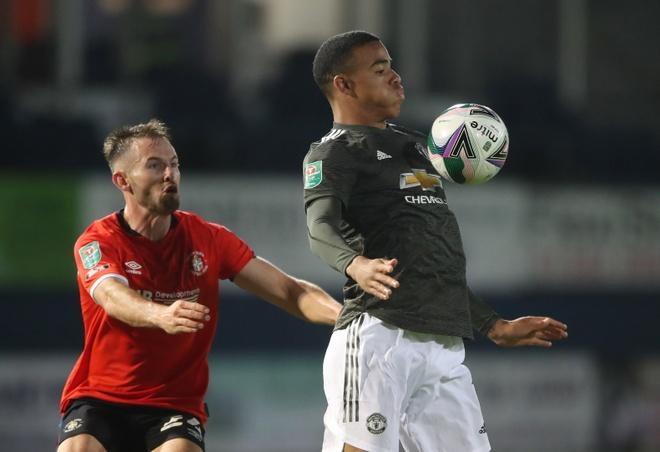 Man Utd vs Luton anh 1